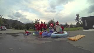Schützenmusik Koblach - Cold WATER Chalange