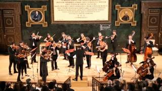 Serenata para cuerdas en Do Mayor Op.48 (P.I.Tchaikovsky)/Miguel Calderón Domínguez/ OCJT