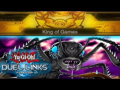 KING OF GAMES, ANTEATEREATINGANT!!!     YTDan    Yu-Gi-Oh! Duel Links