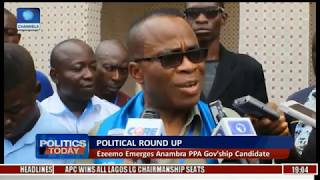 Political Round-Up: APC Wins All Chairmanship Seats In Lagos LG Polls