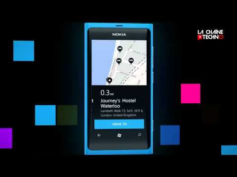 Le grand test du Nokia Lumia 800