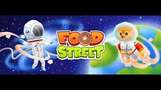 👽Food Street👽 Blast Off Event! Cooking The Recipes From In Game! #RF