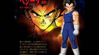 Vegeta SSJ3 (SSJ3 Theme remix)