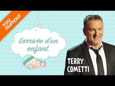 TERRY COMETTI - L'arrivée d'un enfant