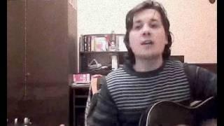 Беспечный ангел под гитару (КАВЕР)