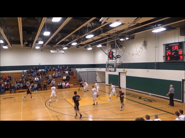 Game Highlights Boys' Varsity: Chatham 52 vs Maple Hill 58 (F)