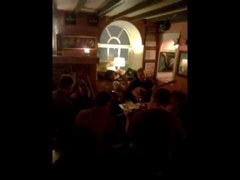 Eoin O Neill , Quentin Cooper , Ger Hoyne and Christy Mac ... Brogans bar Feb 2012