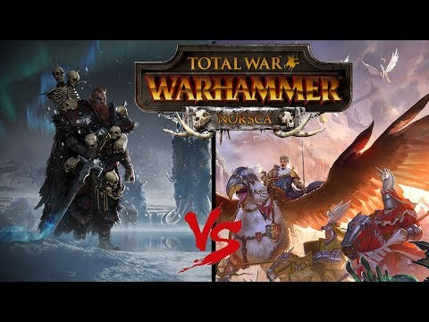 A First Look: Norsca vs Bretonnia |...