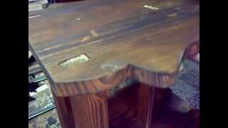 Pine Chair 2