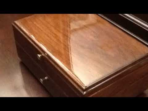 """DIY- How to apply """"Liquid Glass"""" Epoxy Resin on almost any surface."""