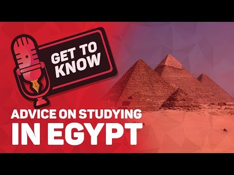 Advice On Studying In Egypt || Get To Know Mp3