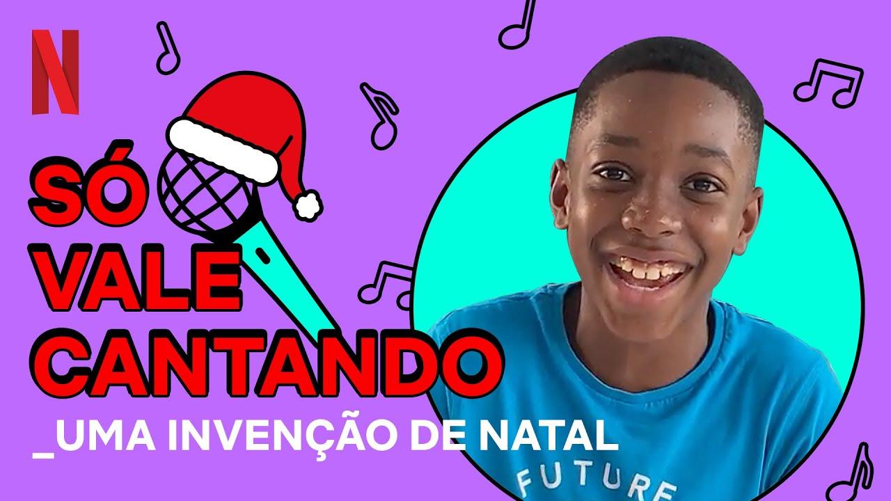 Entrevista musical com Kieron Dyer de Uma Invenção de Natal | Netflix Brasil