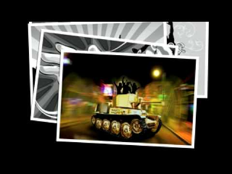 Dj Alaa Saad - March_April 2012 Electro House Mix Cairo.flv