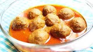 Chicken Kofta Recipe - Easy Cook With Food Junction