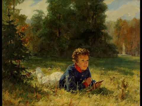 """Птичка (""""В чужбине свято наблюдаю""""), Пушкин А. С."""