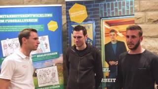 Interview mit DFB-«Fußballheld» Matejka Habich