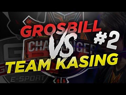TEAM KASING (RB) VS. GROSBILL ESPORT - EU CHALLENGER SERIES QUALIFIER #2