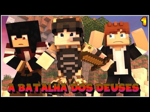 O TRIO NO HARDCORE! - SH4 - BATALHA DOS DEUSES #1