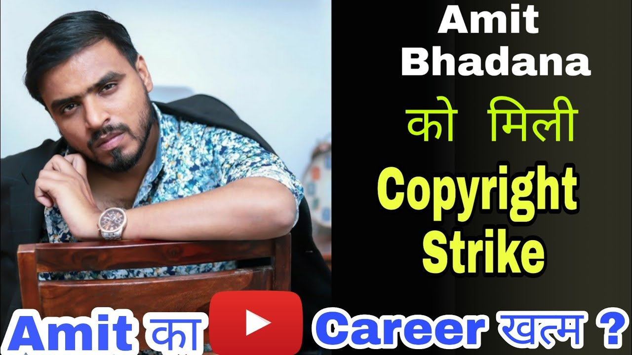 Image result for amit bhadana copyright