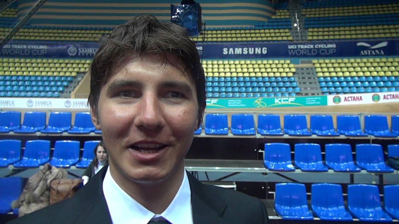 Andrey Zeits Astana Pro Team Presentation Andrey Zeits YouTube