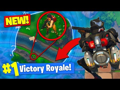 TROLLING In *NEW* CLOSE ENCOUNTERS Mode In Fortnite Battle Royale!