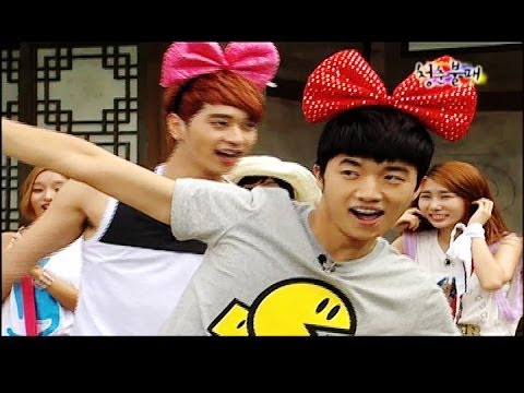 Invincible Youth | 청춘불패 - Ep.43: with 2PM