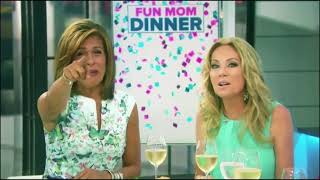funniest moments of klg and hoda
