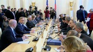 أخبار عالمية - إجتماع ثلاثي في #جنيف حول الشأن السوري