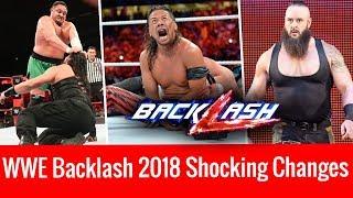 vuclip WWE Backlash 2018 Highlights Final Updates ! Main Event, Spoilers ! WWE 6 May 2018 Highlights !
