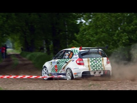 BMW E87 132i & 130i rallycars - pure M-power sounds