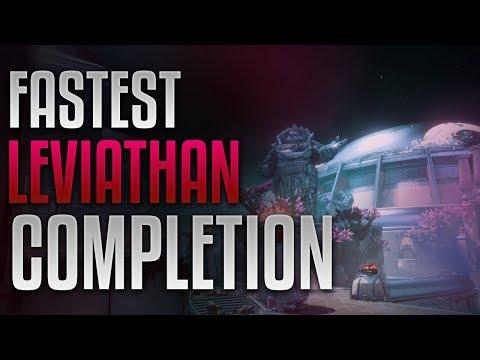 Destiny 2 - Fastest Leviathan Raid Completion [24:19]