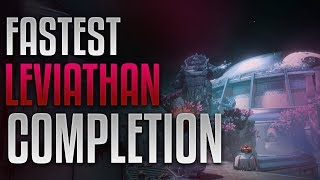 Destiny 2 - Fastest Leviathan Raid Completion [24:19]