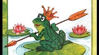 Царевна лягушка из бумаги. Оригами. Princess Frog out of paper. Origami(Царевна лягушка из бумаги. Оригами В этом видео я научу вас делать замечательную лягушку из бумаги. Эта..., 2016-02-21T21:33:23.000Z)
