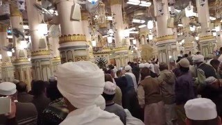 Video Masjidil Nabawi | Raudhah: Azan Zohor download MP3, 3GP, MP4, WEBM, AVI, FLV Januari 2018