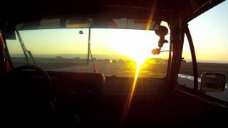 24 Hours of LeMons Arse-Freeze-Apalooza 2011 - Aaron Ekinaka