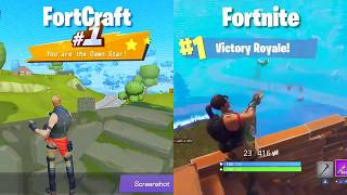 FortCraft x Fortnite [Télécharger en description]
