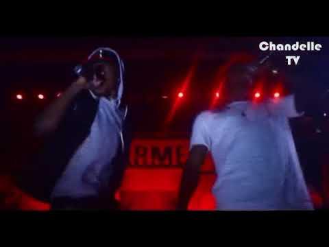 Kiff No Beat 228raplive concert au palais des congrès de lome (TOGO)
