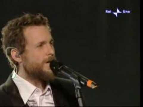Jovanotti - A Te - live Sanremo 2008