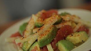 Jicama & Grapefruit Salad | Kin Community