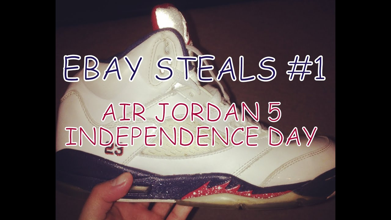 a7a88a21cd7 Ebay Steals  1- Jordans for 20 Dollars   !! - YouTube