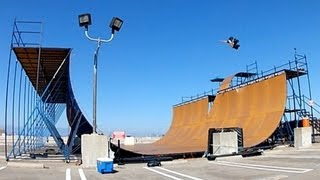 GoPro: Shaun White's Halfpipe Showdown 2012