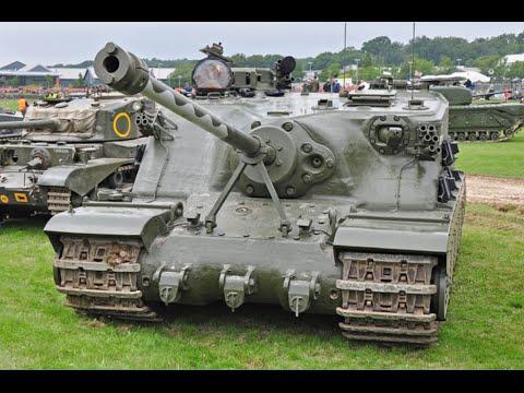 Tortoise A39   British Heavy Assault Tank (79 tons)