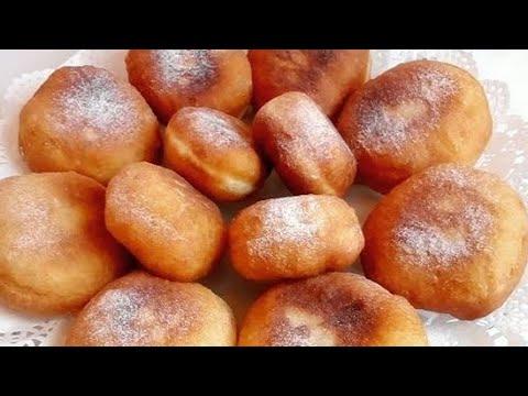 Очень Вкусные Домашние Пончики Կրեմով  Պոնչիկներ