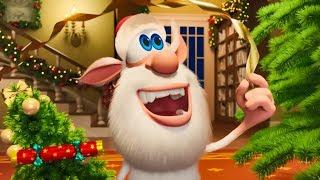 Download Booba Christmas eve 🎄 Funny cartoons Super ToonsTV Mp3 and Videos