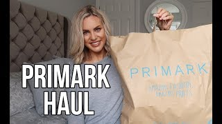 PRIMARK HAUL FASHION AND HOMEWARE JULY AUGUST 2018