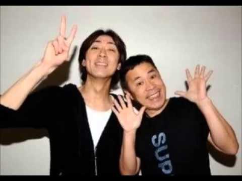 ナイナイ岡村隆史が、ダウンタウンの松本と浜田に会って、テンパル
