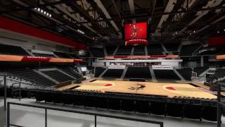 #OurHouse2018: Fifth Third Arena Fly-Through