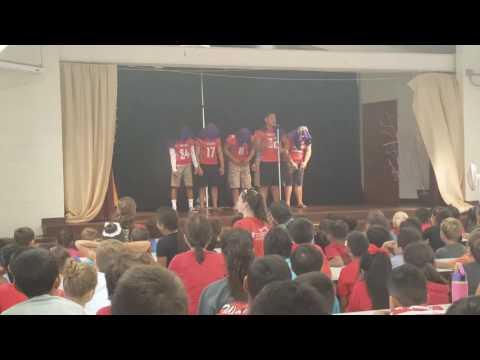Haleiwa Elementary School  lip sing contest