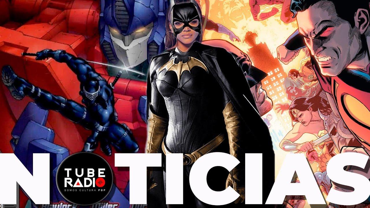 ¡Ya hay Batgirl, Snake Eyes Basura, Injustice: la película, crossover G.I. Joe y Transformers