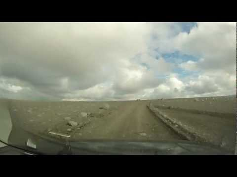 Iceland 4WD Adventure (time lapse), F26 Road
